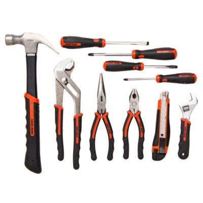 Kit de herramientas 10 piezas
