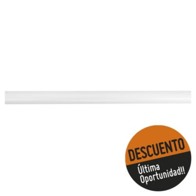 Barral de baño plastificado 180 cm