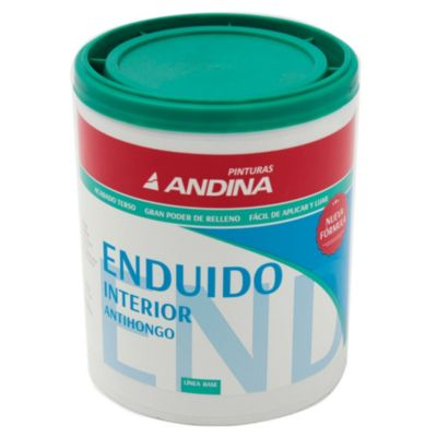 Enduido interior 1 l