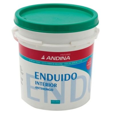 Enduido interior 10 l