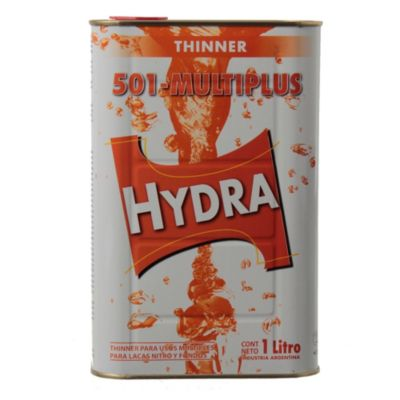 Diluyente thinner hydra 501 multiplus 1 l
