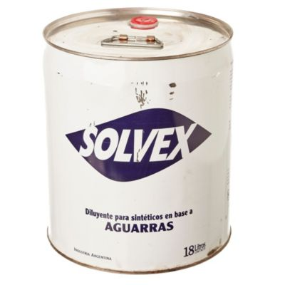 Diluyente solvexrras 18 l