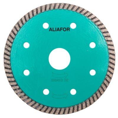 Disco diamantado turbo 4.5 alma plana