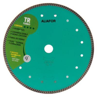 Disco diamantado turbo 7