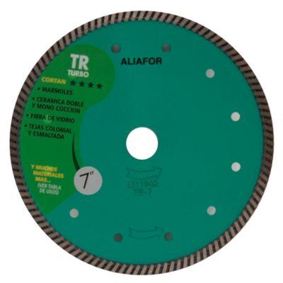 Disco diamantado turbo 9