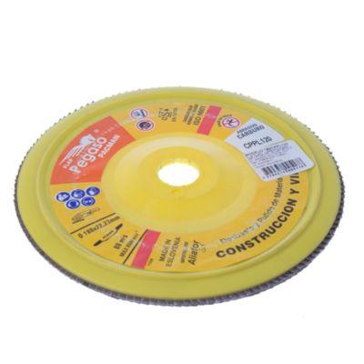 Disco plástico plano 7