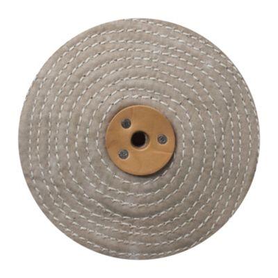 Disco de paño de tela algodón cosido 6