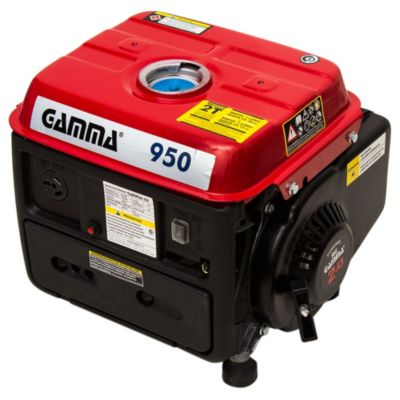 Generador 2 HP Arranque manual nafta
