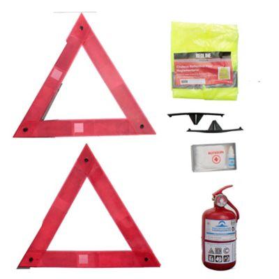 Kit de seguridad para el auto