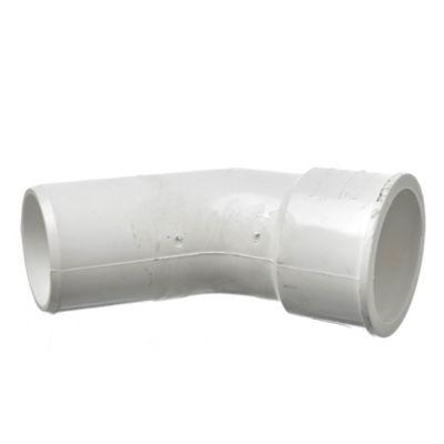 Curva PVC a 45° mh 40 mm