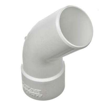 Curva PVC a 45° mh 63 mm