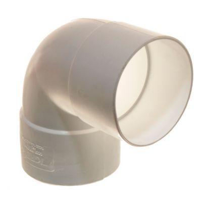Codo PVC a 90° mh 110 mm