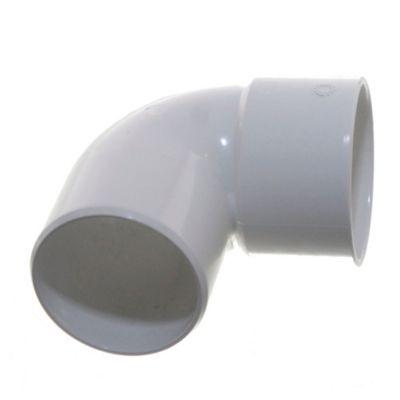 Curva PVC a 90° mh 63 mm