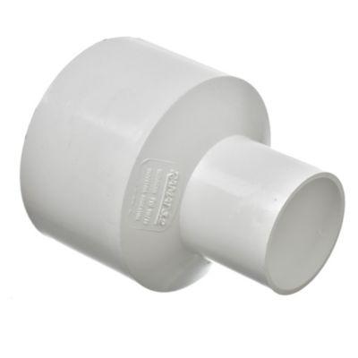 Reducción PVC 110 x 63 mm
