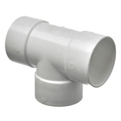 Ramal PVC a 90° hh 50 x 50 mm