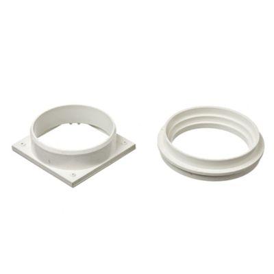 Portarejilla de PVC 10 x 10 cm
