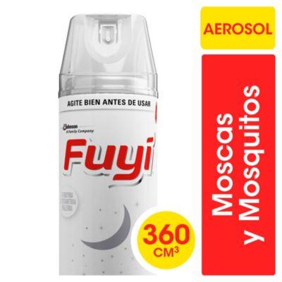 Insecticida mata moscas y mosquitos en aerosol 360 cm3