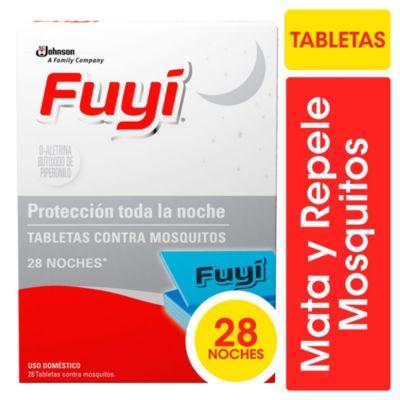 Tabletas contra mosquitos