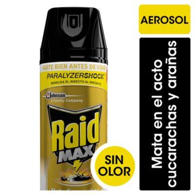 Aerosol max cucachas