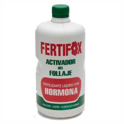 Fertilizante activador del follaje