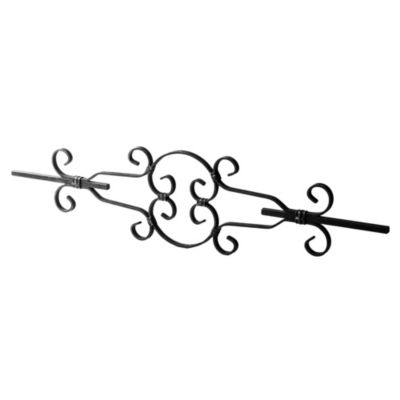 Conjunto hierro rizo 1/2x3/16p 20 x 90 cm