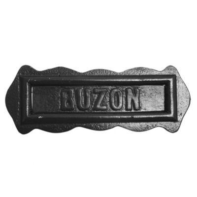 Frente Buzón Artístico aluminio 285 mm