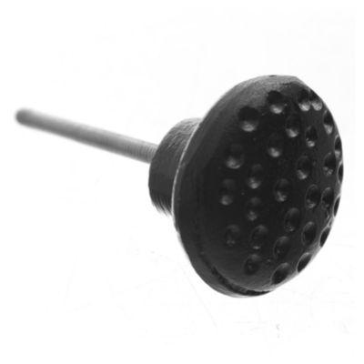 Tirador Pomo Estilo 35 mm Aluminio