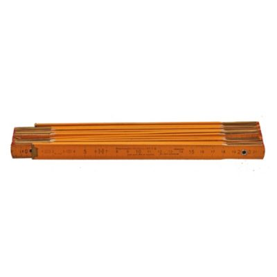Metro madera dible