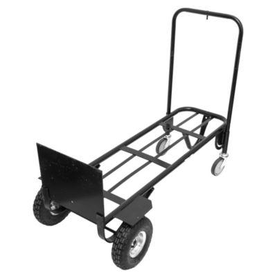 Carro metálico para herramientas Convertible dos Posiciones