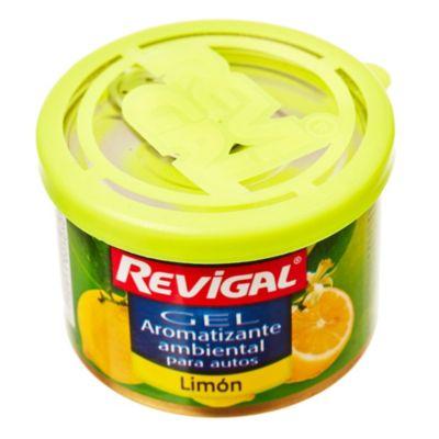 Gel desodorante limón
