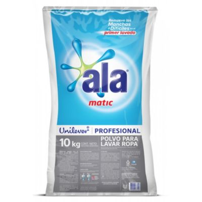 Jabón en polvo de 10 kg