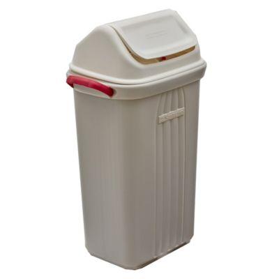 Contenedor de residuos con tapa vai ven 30 l