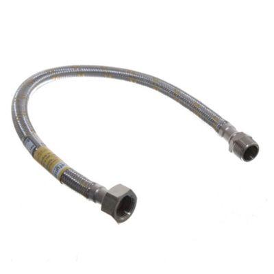 Flexible mallado para gas envasado 1/2 x 50 cm