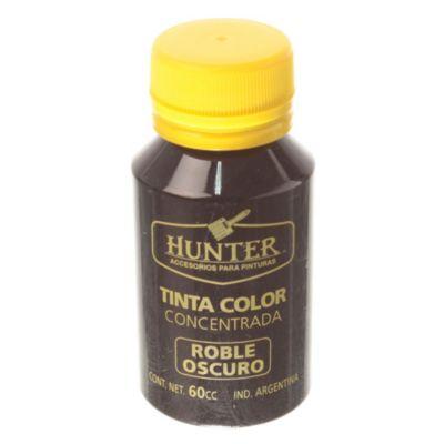 Tinta colorante para madera roble oscuro 60 cm3