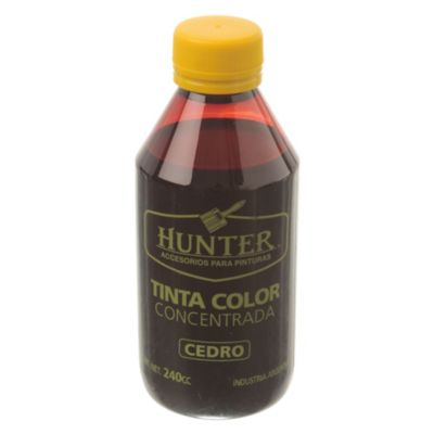Tinta colorante para madera cedro 240 cm3