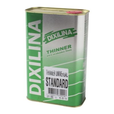 Diluyente thinner standard 1 l