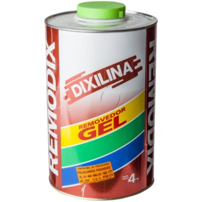 Removedor especial gel 4 kg