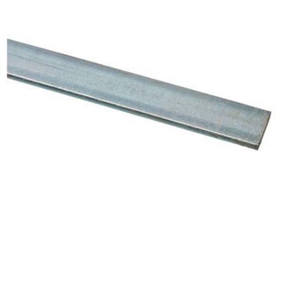 Planchuela galvanizada 1.25 m