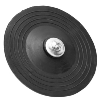 Disco de goma con adaptador 115 mm