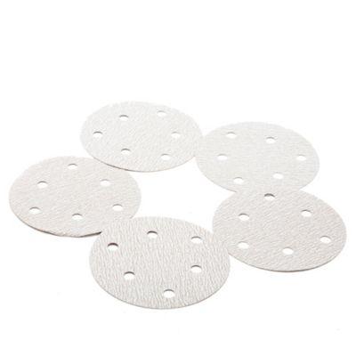 Disco de lija blanco 5