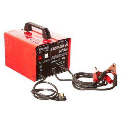 Cargador de batería con arrancador 400
