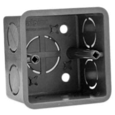 Caja mignón de PVC 6 x 6 cm