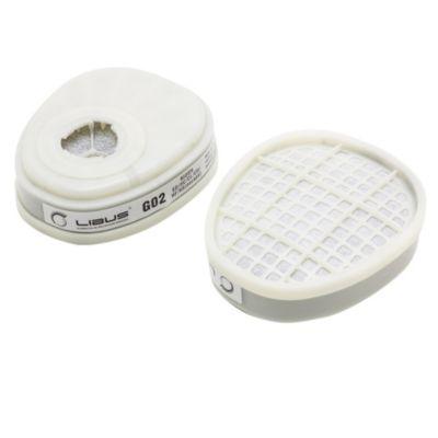 Filtro para Gases Ácidos + Vapores