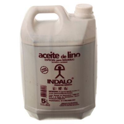 Aceite de lino doble cocido 5 l