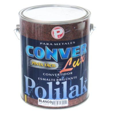 Esmalte convertidor de óxido converlux blanco 4 l