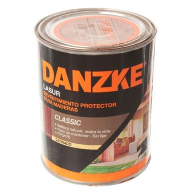 Protector para maderas danzke lasur satinado ca...