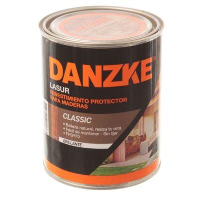 Protector para maderas danzke lasur brillante r...