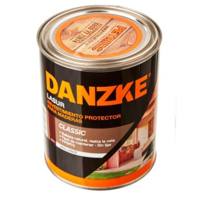 Protector para maderas danzke lasur brillante n...