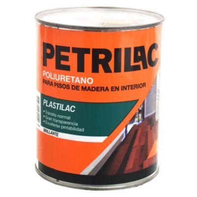 Revestimientos poliuretánico para pisos melacril 1 l