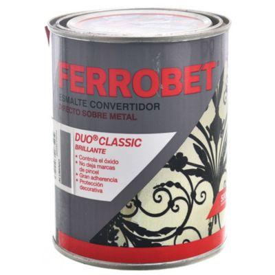 Convertidor ferrobet duo classic aluminio 0.5 l